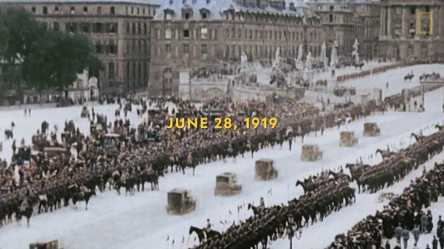 Versailles Treaty at 100