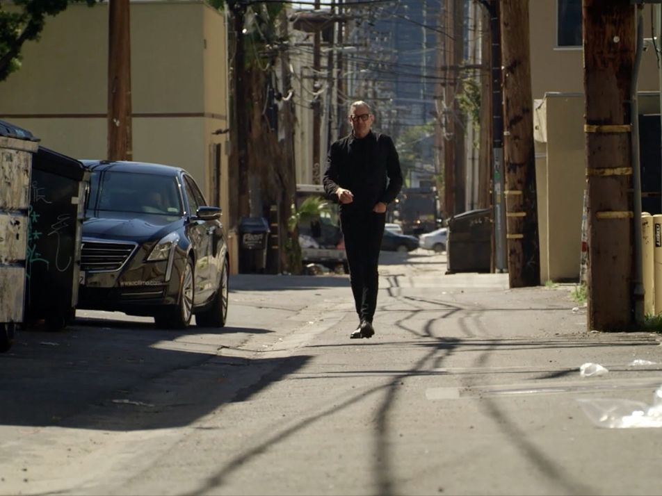 The World According to Jeff Goldblum – Watch the Trailer