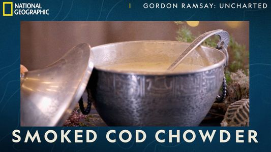 Norway: Smoked Cod Chowder