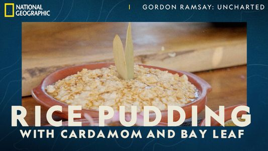 India: Rice Pudding with Cardamom and Bay Leaf