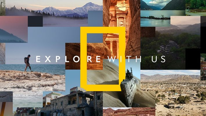 National Geographic Channel - A World of Possibilities Awaits