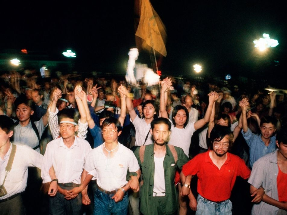 How a peaceful protest at Tiananmen Square turned into a massacre