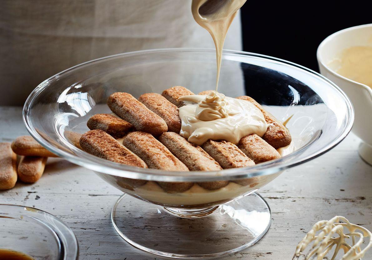 Deconstructing tiramisu: the coffee-infused Italian classic