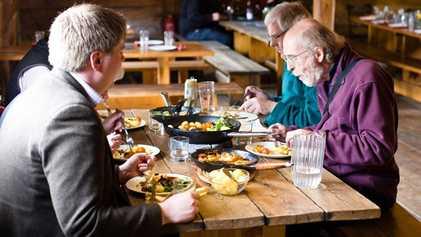 Food: Westfjords, Iceland