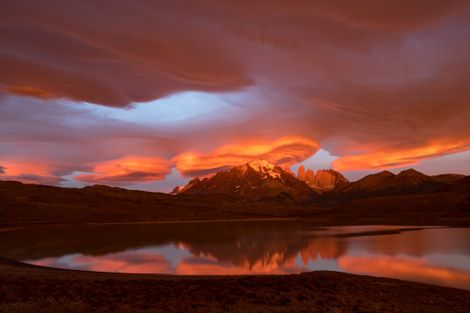 Photos of the most breathtaking national parks around the world