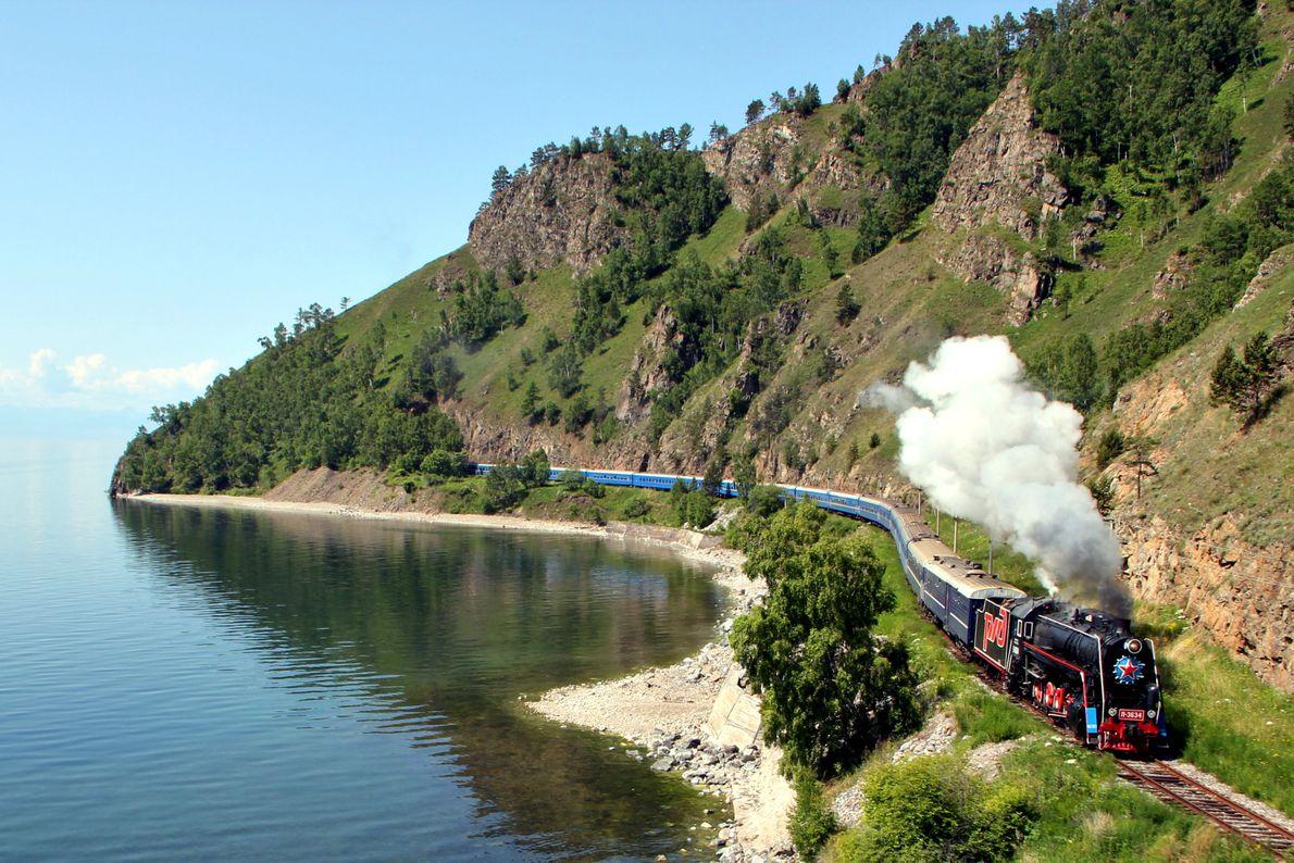 National Geographic Expeditions offers a 16-day excursion through Russia from Vladivostok to Moscow, aboard the Golden ...