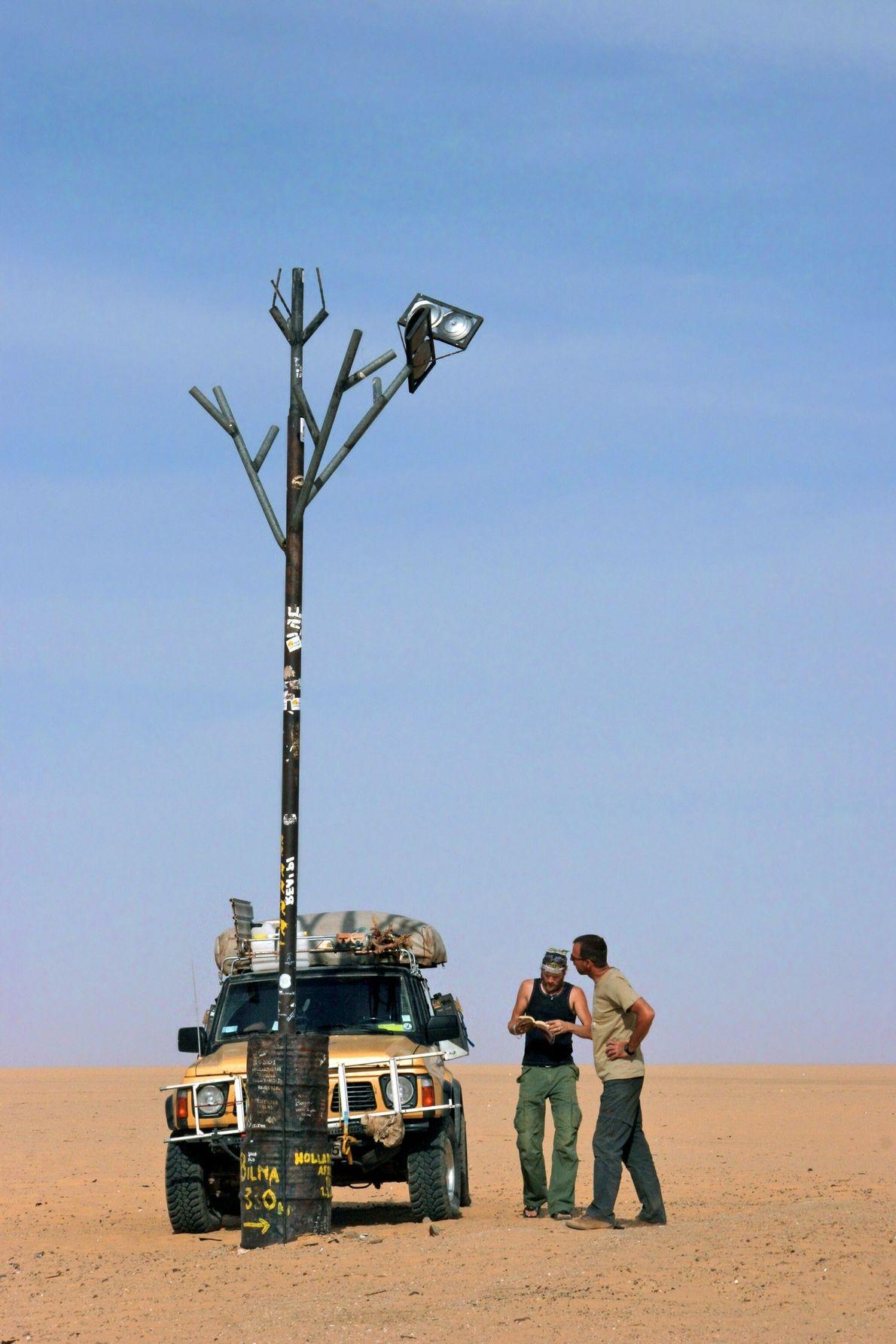 TÉNÉRÉ TREE, NIGER