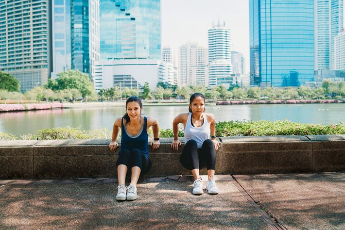 Functional fitness is proving popular in Bangkok.