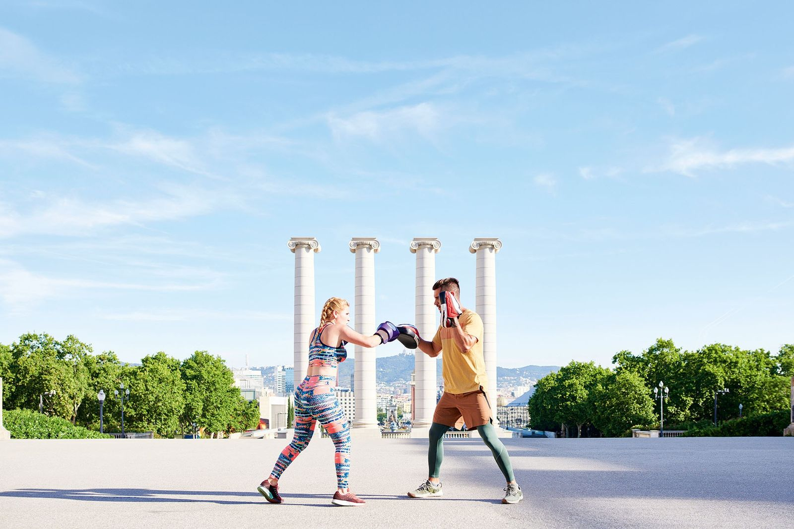 Explore while you exercise: 10 ways to travel and stay fit in 2020