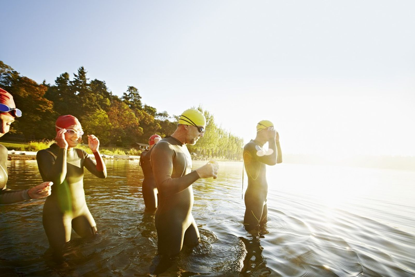 Many are ditching traditional getaways for triathlons to push both mind and body. Would you?