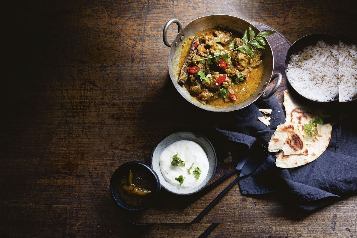 Try it now: why chefs love goat meat