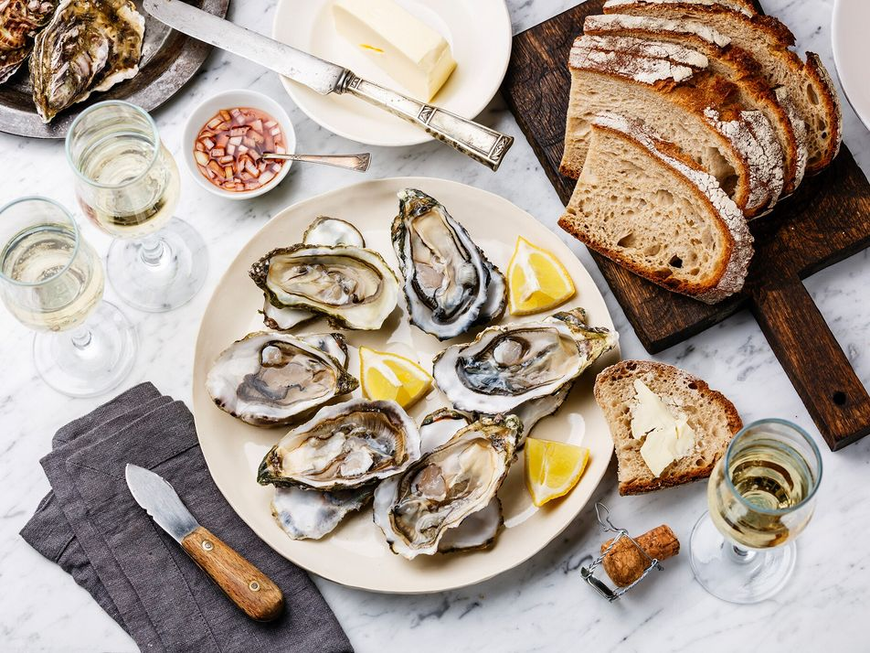 Why now's the time to try British oysters