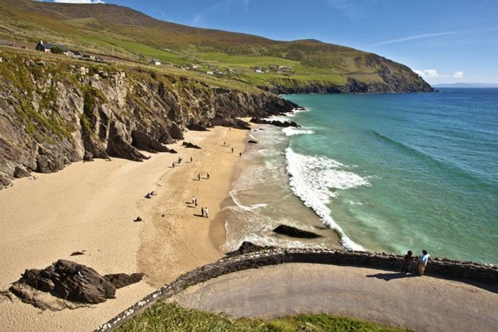 Coumeenole Beach, Dingle.