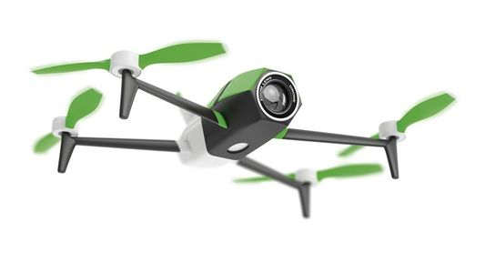Tech traveller: Droning on
