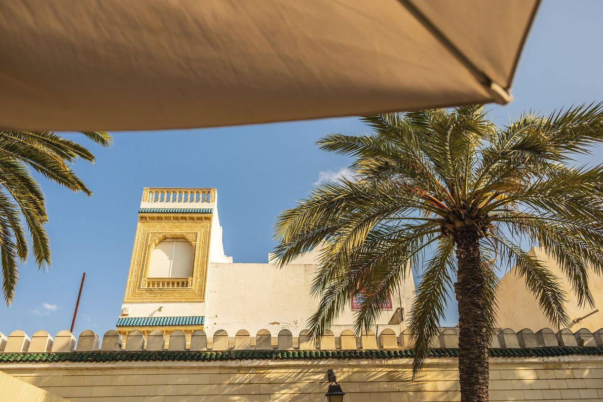 Tunisia.
