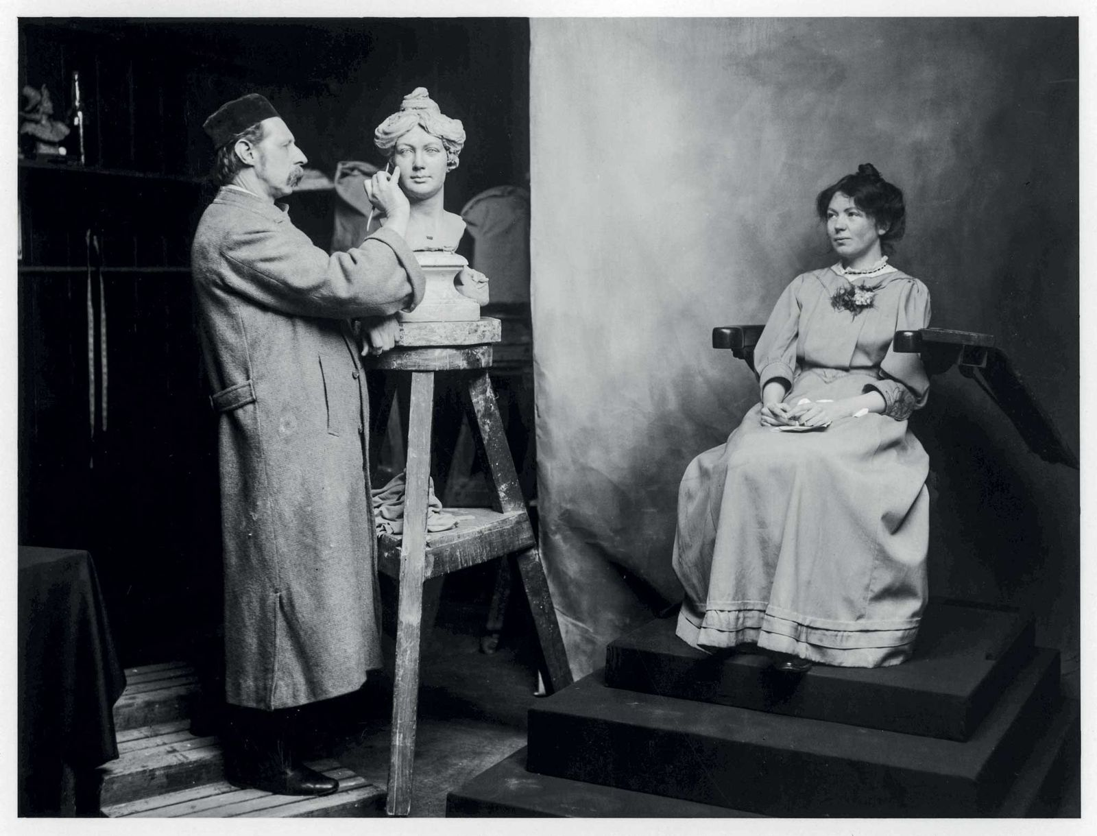 How Madame Tussaud Built Her House of Wax