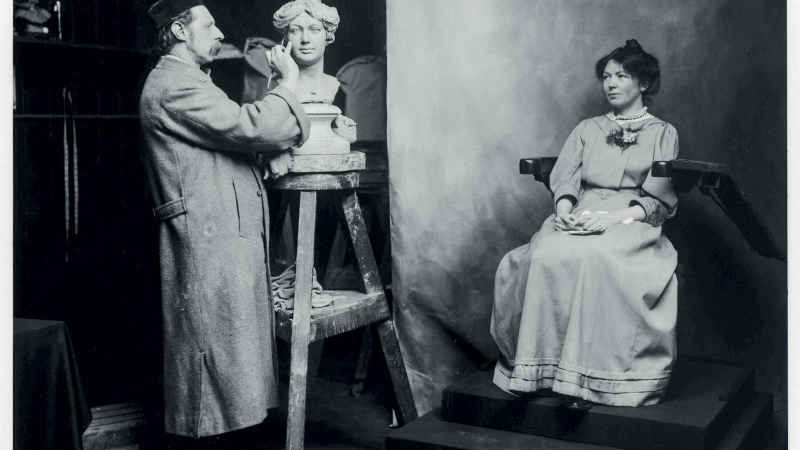 The sculpting gene was strong in Tussaud's family, and her successors turned the museum into a ...