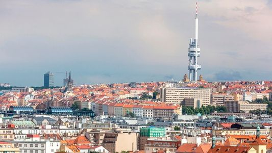 Prague: Party for one
