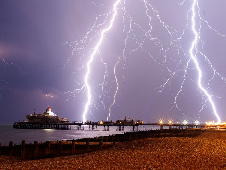 Being struck by lightning isn't as rare as you might think. Here's why it happens– and ...