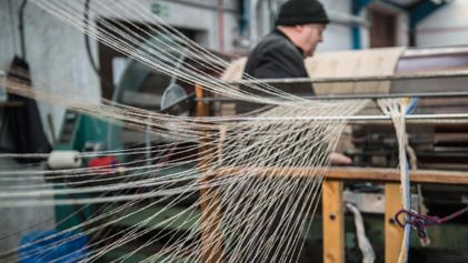 How tweed became a symbol of Scottish culture