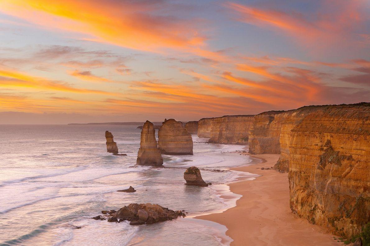 Twelve Apostles Marine National Park, Australia