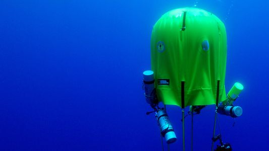 New underwater 'tent' set to push possibilities for divers