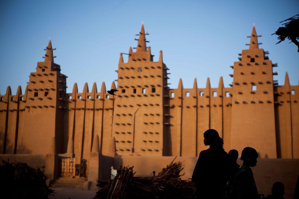 Old Towns of Djenné, Mali