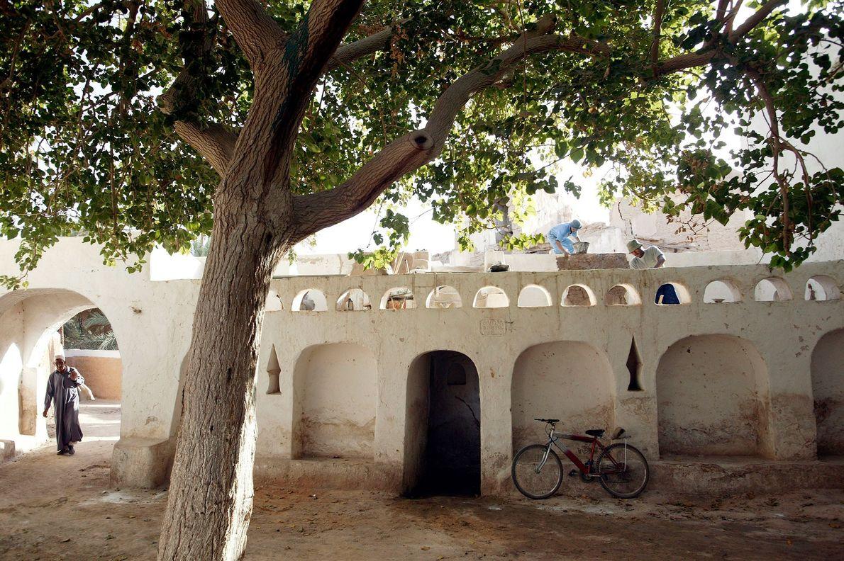 Old Town of Ghadamès, Libya