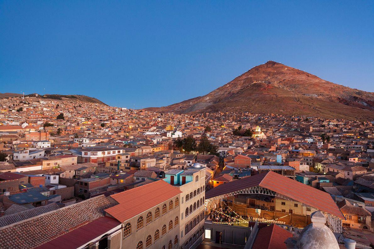 City of Potosí, Bolivia