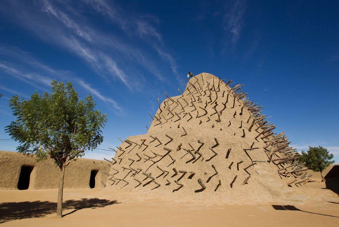 Tomb of Askia, Mali