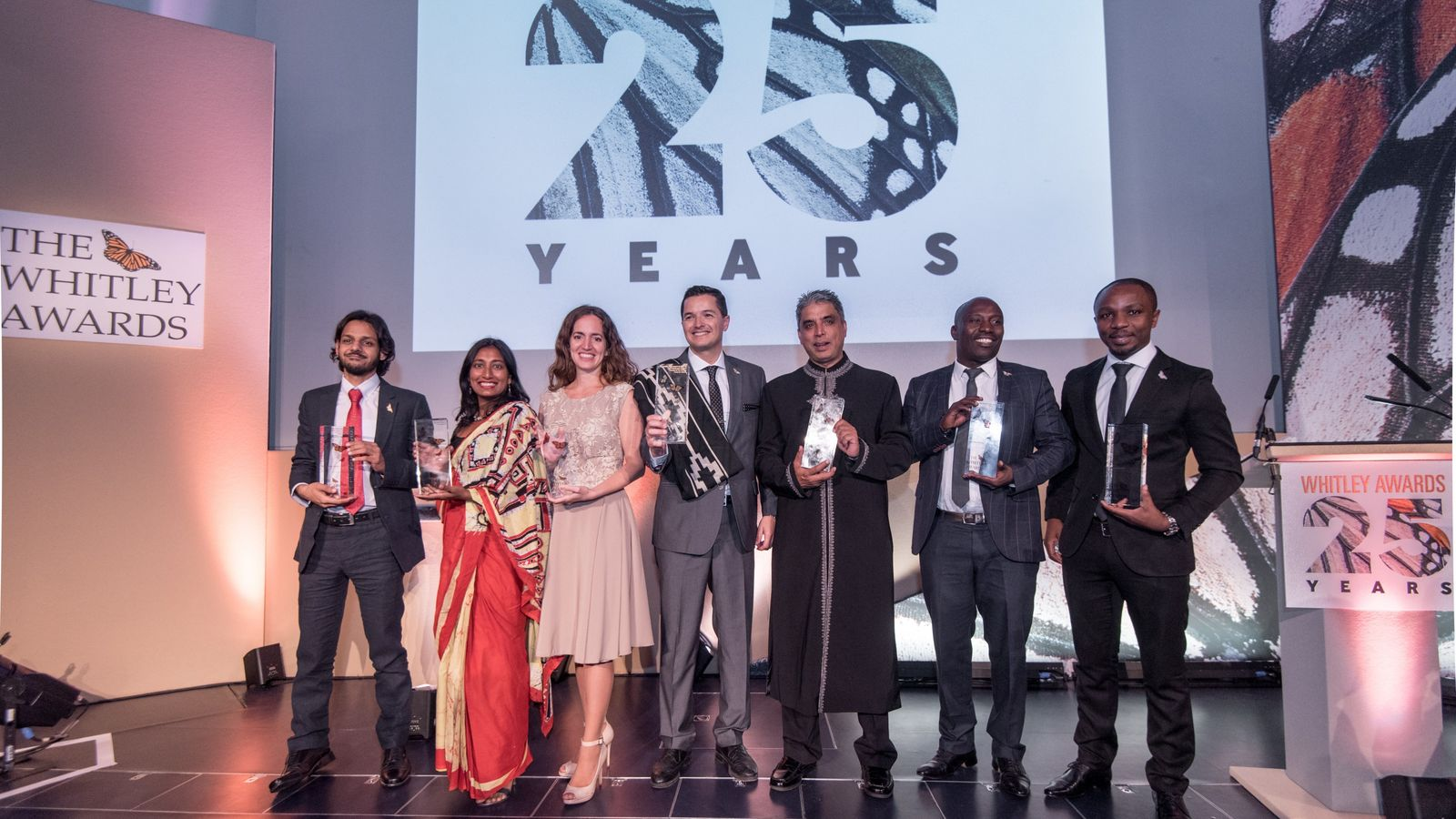 Whitley Award Wiiners 2018
