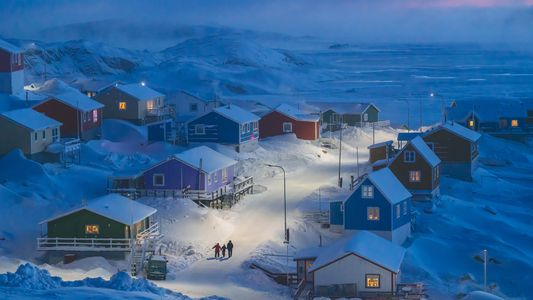 This dreamy Arctic scene has won National Geographic's Travel Photo Contest