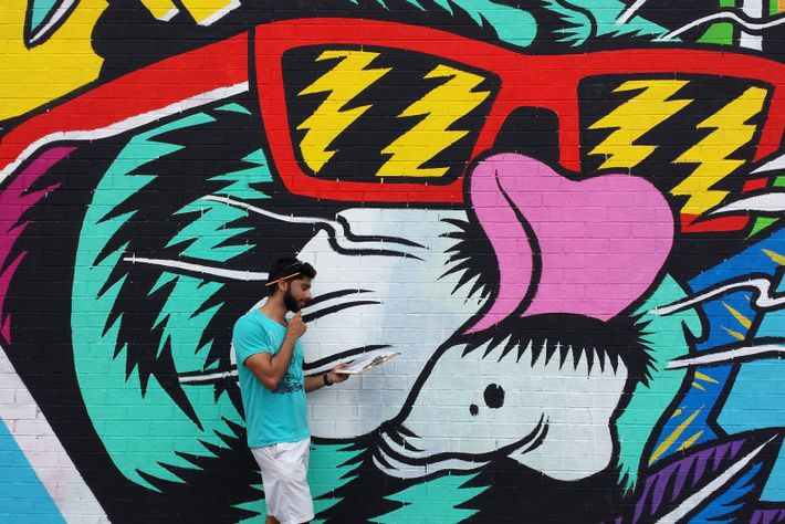 Montreal's annual Mural Festival celebrates amazing artists and a multitude of creative styles.