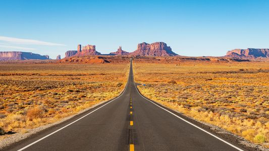 Road-tripping through Utah's otherworldly landscapes on the ultimate American odyssey