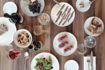 Food at Nebbia