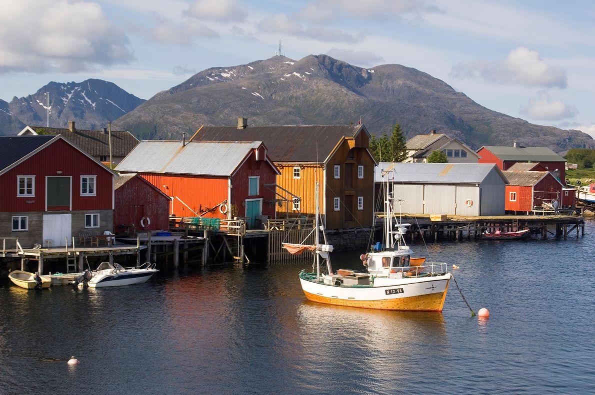 Vega Island, Norway