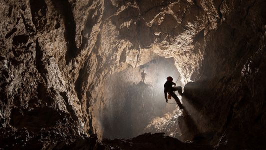 British Caver Escapes Monumental Flood 2,000 Metres Underground