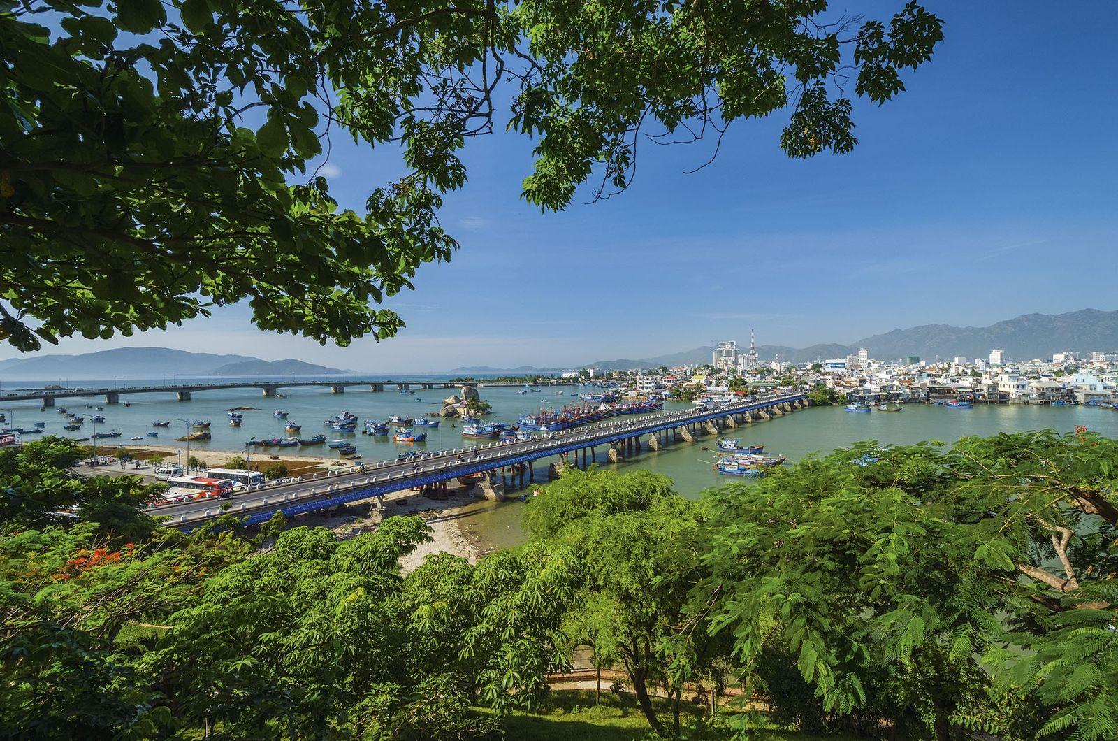 Panoramic View of Nha Trang