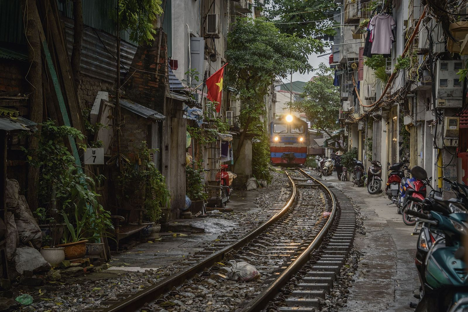 Vietnam: The Reunification Express