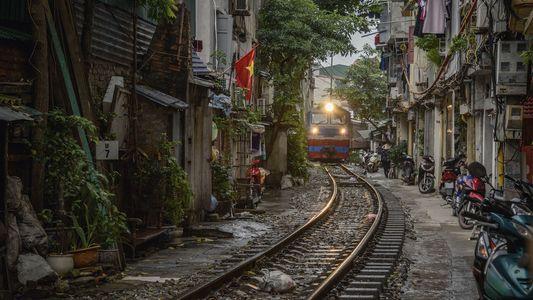 Vietnam: The Reunification Express