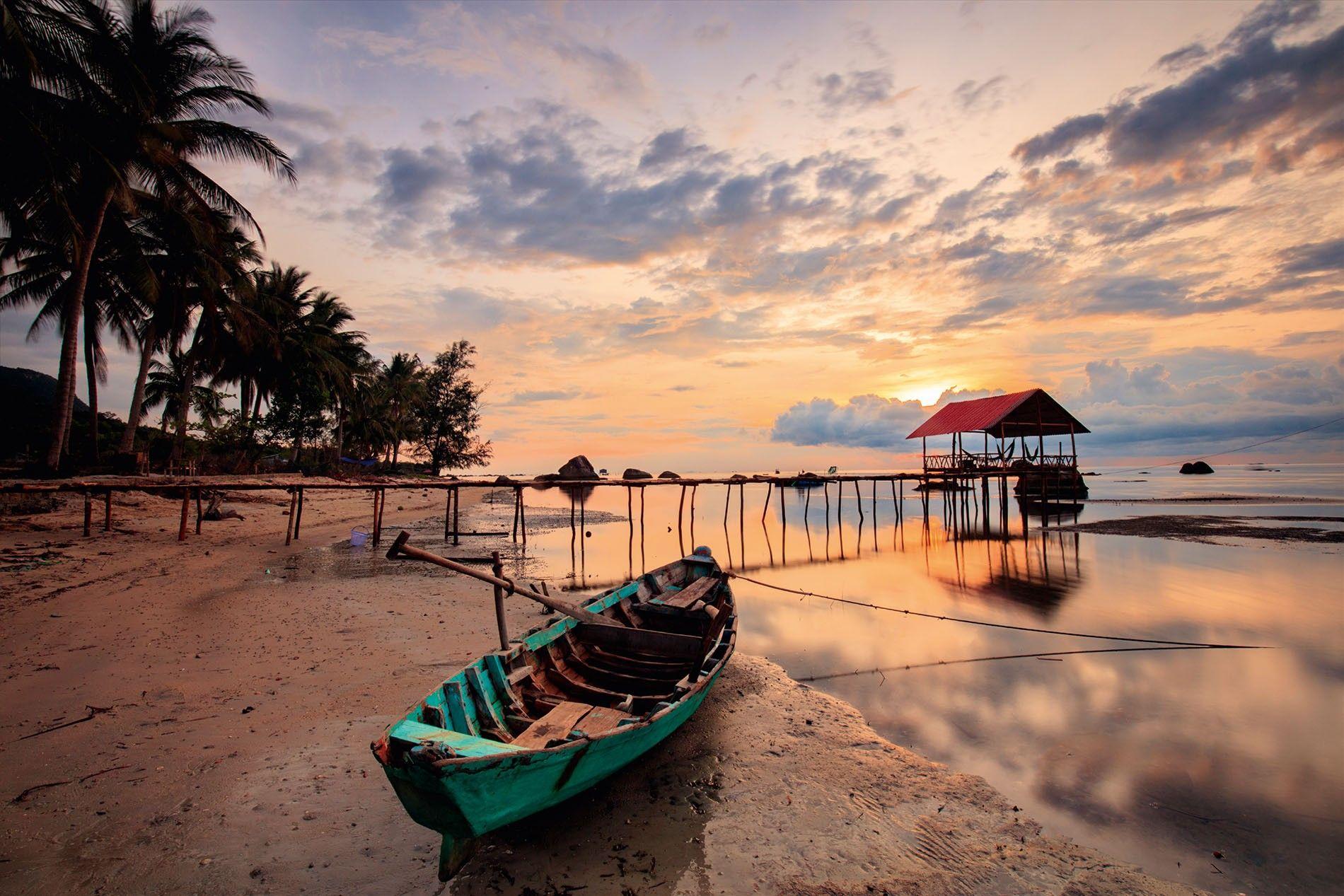 Nha Trang at sunrise