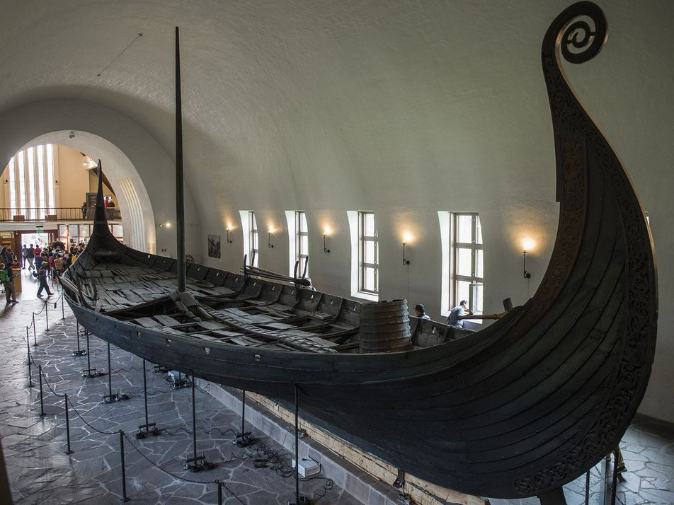 Enormous, Rare Viking Ship Burial Discovered by Radar