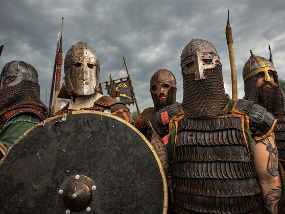 Scientists raid DNA to explore Vikings' genetic roots
