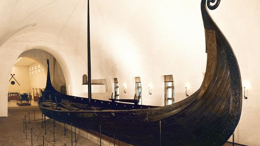 Viking ship's buried clues may reveal identities of mystery women