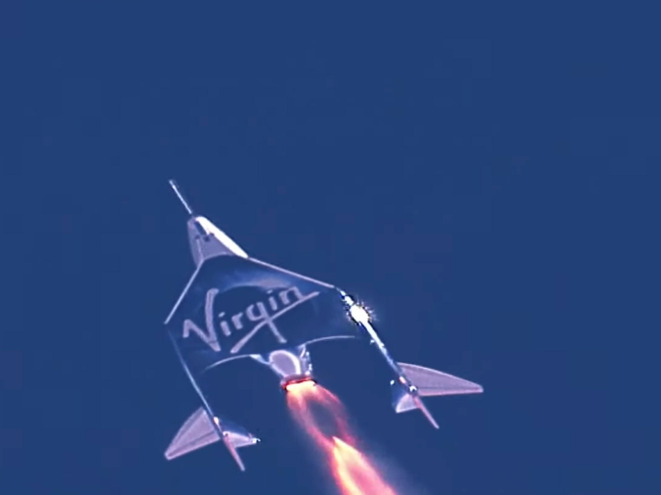 What Virgin Galactic's milestone flight means for the future of tourists in space