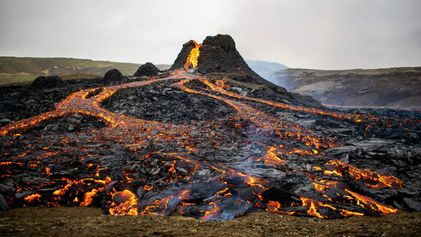 Eruption in Iceland may mark the start of decades of volcanic activity