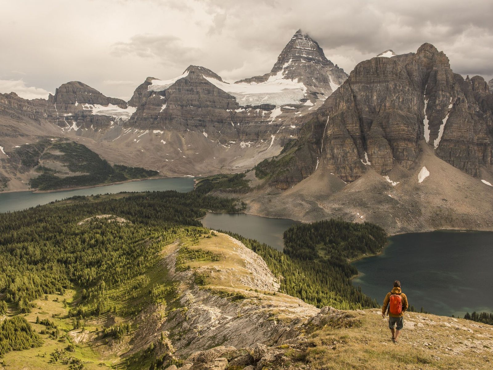 Mountains throng the map in British Columbia, spearing skywards in an endless spread that invites hikers ...
