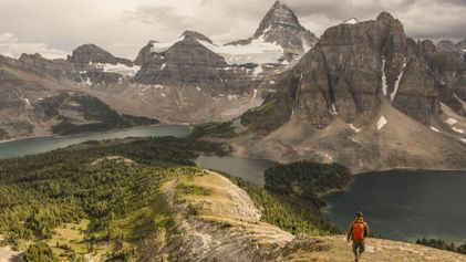 The interview: adventure guide Brian Cross on the lure of British Columbia's peaks