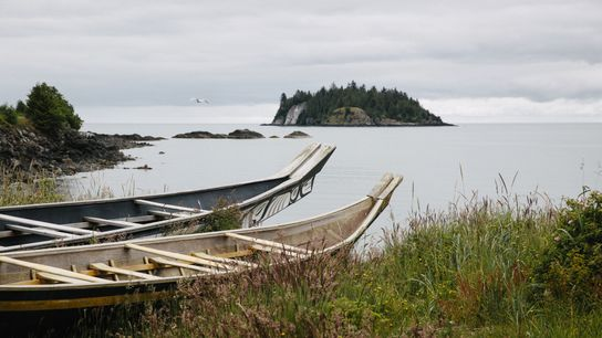Haida Gwaii is a chain of around 150 islandsoff British Columbia's northern coast, known for its ...