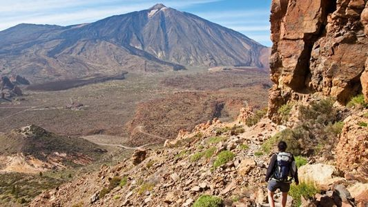 Exploring the Martian landscapes of Teide National Park in Tenerife